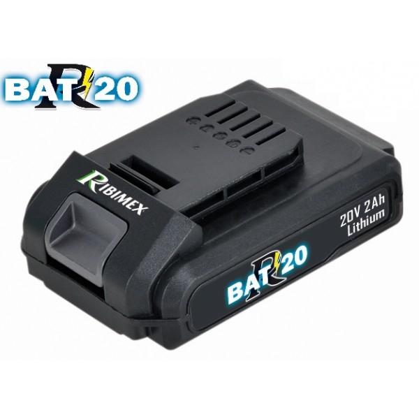 "_Batterie 20V 2Ah ""R-BAT20"""