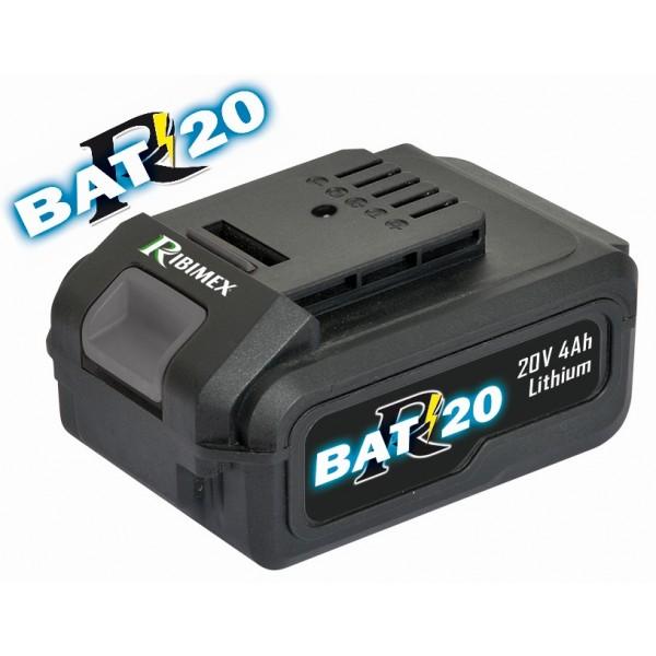"_Batterie 20V 4Ah ""R-BAT20"""